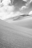 Wielki piasek diuny park narodowy Fotografia Royalty Free