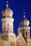 wielki pilsen synagoga Zdjęcie Royalty Free