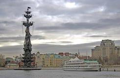 wielki pomnikowy Moscow Peter Fotografia Royalty Free