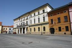 Wielki prowincjonału dom w Levoca Zdjęcia Royalty Free