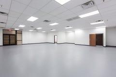 Wielki Pusty biuro Zdjęcia Stock