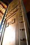 Wielki Romański drzwi Obraz Stock
