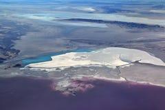 Wielki Salt Lake, Utah fotografia stock