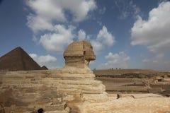 Wielki sfinks w Giza Obrazy Stock