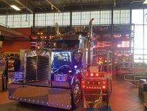 wielki truck obraz stock