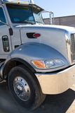 wielki truck zdjęcie stock