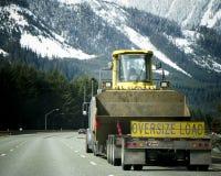 wielki truck Zdjęcia Stock