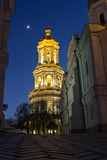 wielki wieży bell kiev lavra pechersk Zdjęcia Royalty Free