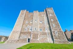 Wielki wierza przy Dover kasztelem Obraz Royalty Free