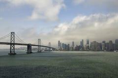 Wielki zawieszenie most fotografia stock
