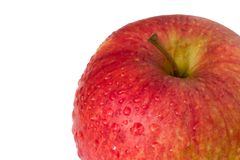 wielkie jabłko zdjęcia stock