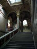 wielkie schody Fotografia Royalty Free