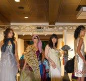 wielkie widowisko moda Obraz Royalty Free