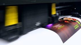 Wielkiego formata drukarki pracy zbiory