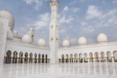 wielkiego meczetu fotografia royalty free