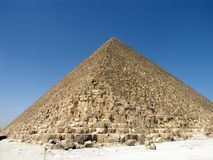 wielkiej piramidy Zdjęcia Stock