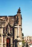 Wielkomiejski Katedralny Katedralny Metropolitana Obraz Royalty Free