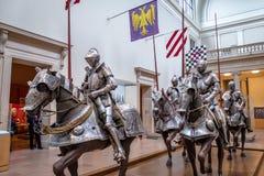 Wielkomiejski muzeum sztuki - Miasto Nowy Jork, usa obraz royalty free