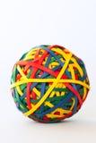 Wielo- kolor piłka Zdjęcia Stock