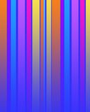 wielo- kolorowe pasy Obrazy Royalty Free