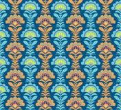 Wielo- koloru Retro wzór. Wektorowy formate Fotografia Stock