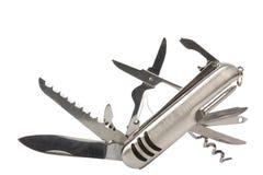 Wielocelowy nożyk Obrazy Royalty Free