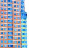 wielokrotne mieszkaniowa obrazy stock