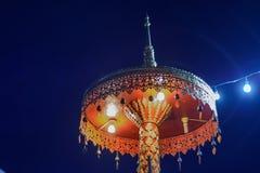 Wielopoziomowy zamiast pagody zdjęcie stock