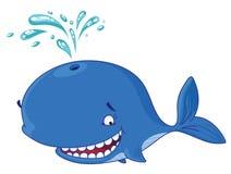 wieloryb ilustracja wektor