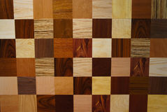 Wieloskładnikowy drewniany tekstury tło w stołu wzorze obrazy stock