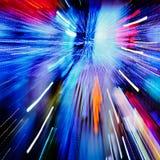 Wieloskładnikowi światła Zdjęcie Royalty Free