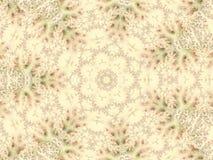 Wielostrzałowy deseniowy tło w cieniach zieleń i dębnik Obrazy Stock
