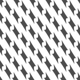 Wielostrzałowy abstrakcjonistyczny bezszwowy wzór Fotografia Stock