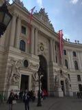 Wien Österreich Stockbild
