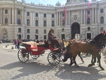 Wien Österreich Lizenzfreies Stockbild