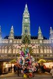 WIEN, ÖSTERREICH - 6. DEZEMBER 2016: Das traditionelle Weihnachten Mrz Lizenzfreies Stockfoto