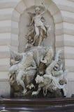 Wien Österrike Arkivfoton