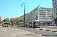 Wien Österrike arkivbilder