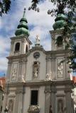 Wien Österrike i året 2011 Fotografering för Bildbyråer