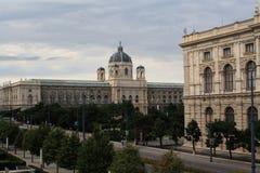 Wien Österrike i året 2011 Arkivbild