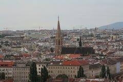Wien Österrike i året 2011 Royaltyfri Foto