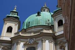 Wien Österrike i året 2011 Royaltyfri Fotografi