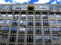 Wien-Architektur Lizenzfreies Stockfoto