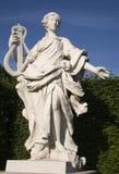 Wien - Belvederepalast - Statue Lizenzfreie Stockfotografie