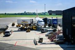 Wien Flughafen Airport royalty free stock image
