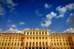 Wien gränsmärke royaltyfri bild