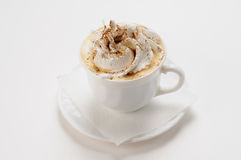 Wien-Kaffee Lizenzfreie Stockfotos