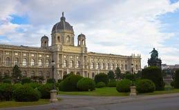 Wien-Kunst-Geschichten-Museum lizenzfreies stockfoto