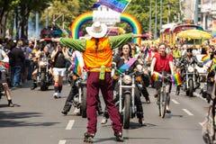 Wien LGBT Arkivfoton