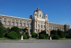 Wien-Musseum von schönen Künsten Stockfoto